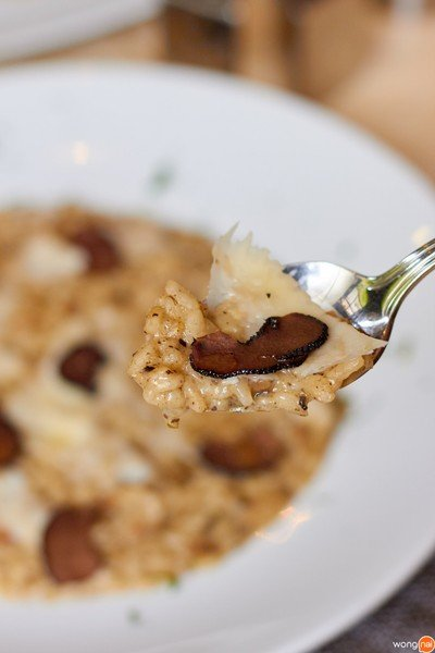 Risotto with Porcini Mushroom and Truffle##1