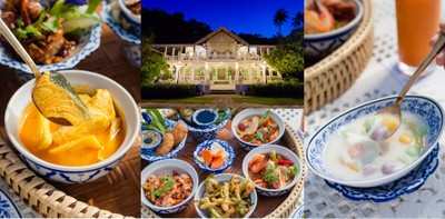 """เปิดบ้าน!! รับรสชาติแบบไทยแท้ ที่ """"Panwa House"""" แหลมพันวา ภูเก็ต"""