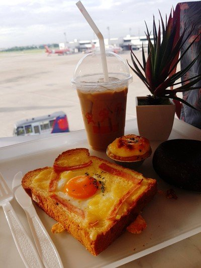Bread Talk Don Mueang International Airport - Domestic Departure Terminal