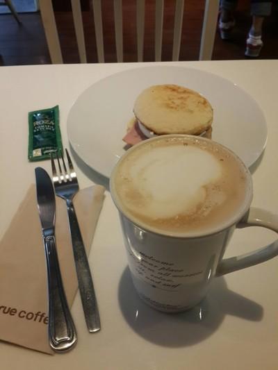 True Coffee  สุขุมวิท 24