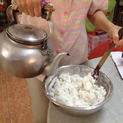 วิธีทำ ขนมกุยช่าย