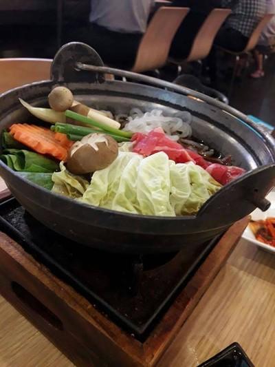 สุกี้ยากี้ญี่ปุ่น - เนื้อ