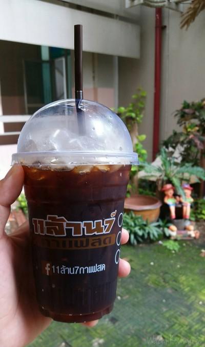 11 ล้าน 7 Cafe