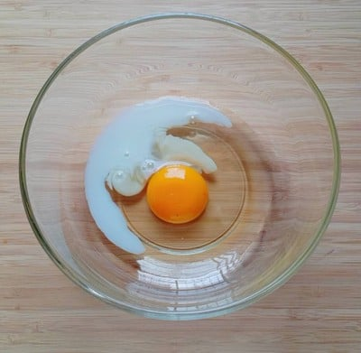 วิธีทำ ข้าวไข่ข้นกุ้ง เนื้อนุ่มละมุนลิ้น