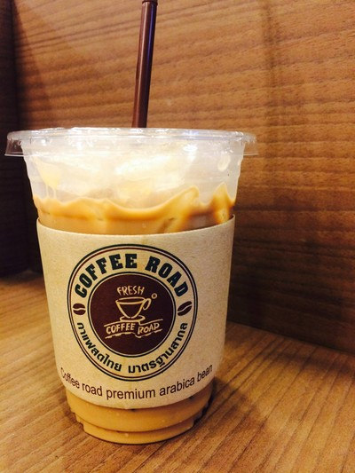 Coffee Road  MRT ลาดพร้าว