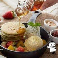 Moomin Cafe @siam center สยามเซ็นเตอร์
