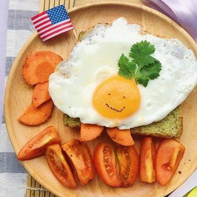 มื้อเช้าง่ายๆสำหรับคนเร่งรีบบ