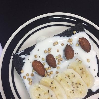 ขนมปังโยเกิร์ตกล้วย เมนูง่ายๆสำหรับเด็กหอ