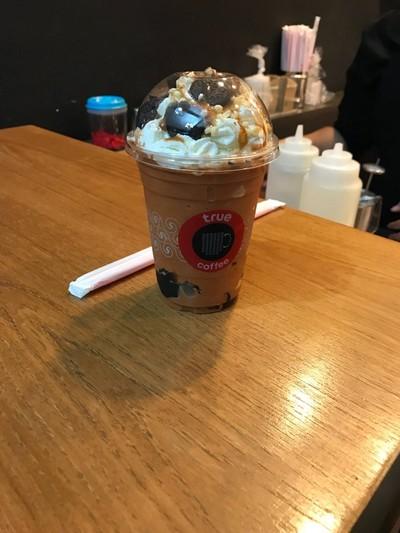 True Coffee (ทรู คอฟฟี่) เอแบค หัวหมาก