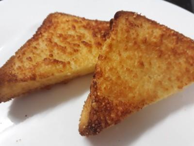 ขนมปังปิ้งแบบ Sizzler
