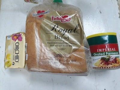 วิธีทำ ขนมปังปิ้งแบบ Sizzler