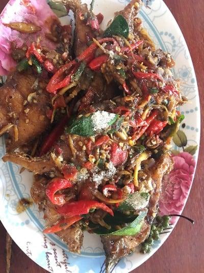 ช. กุ้งเผา (CHO KUNG PHAO)