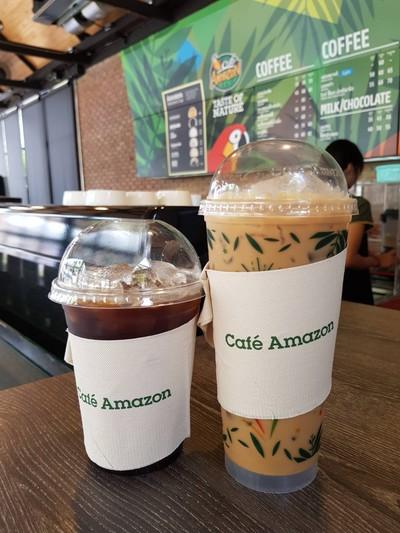Cafe' Amazon บุรีรัมย์ คาสเซิล