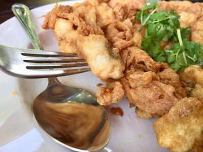 เนื้อปลาสากหวานสดไม่คาวค่ะ