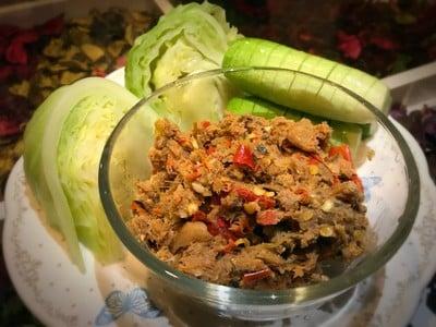 น้ำพริกปลาทู