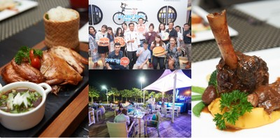 Wongnai Chonburi Top User Party #19 Cadillac Cafe & Bar at WAVE HOTEL