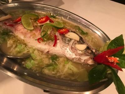 ห้องอาหารไทยชาววังบุศราคัม