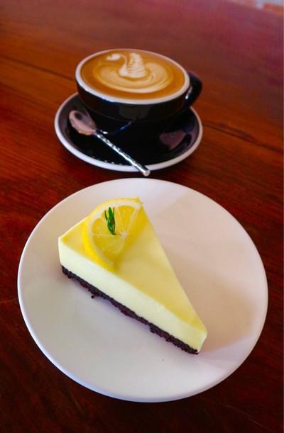 Lemon Cheese Cake 110-