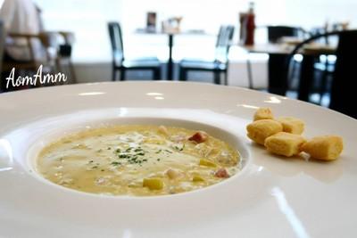 Clam chowder Cream soup