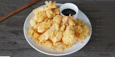 """วิธีทำ """"กุ้งเทมปุระ"""" เมนูอาหารญี่ปุ่น กรอบ ฟู ฟินไม่แพ้ร้าน!"""