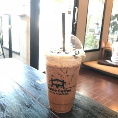 ช็อคโก วนิลา กาแฟ