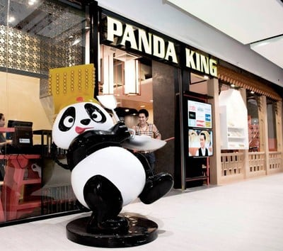 Panda King Chinese Food เซ็นทรัล พลาซ่า พระราม 2