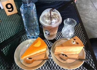 เค้กส้ม เปรี้ยวอร่อย เค้กชาไทยเด้งดึ๋งดี