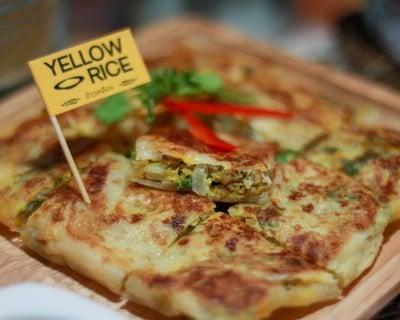 Yellow Rice (ข้าวเหลือง)