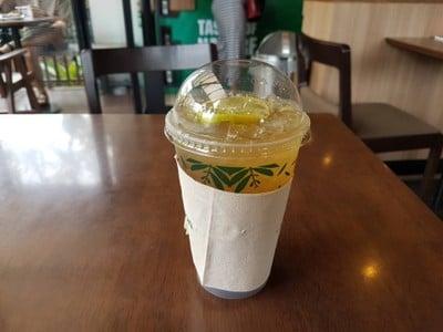 Cafe Amazon @ BSRU