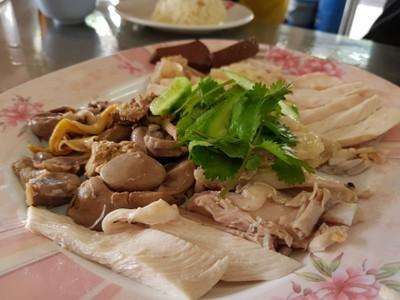 ข้าวมันไก่เจ็กเม้งไก่2สี (Jek Meng Chicken Rice)