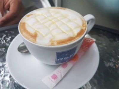กาแฟ สยาม (Cafe Siam) วัดมหาธาตุ ยุวราชรังสฤษฎิ์