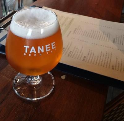 tanee beer tap