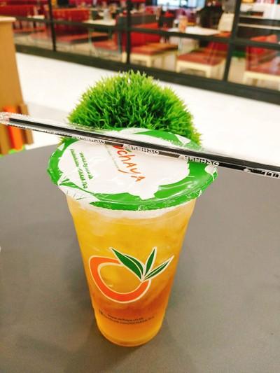ชาเขียวมะลิ
