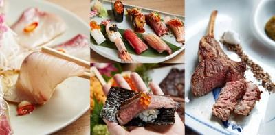 เสิร์ฟสารพัดเมนูอาหารญี่ปุ่นสุดพรีเมียม! ถึงประตูบ้าน @ Fatboy Sushi