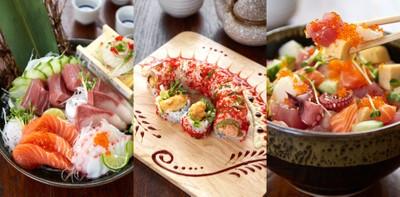 ฟาดไม่ยั้ง! ห้ามพลาดเมนูมากิและอาหารญี่ปุ่นสุดครีเอตกว่า 30 แบบ @ MASU