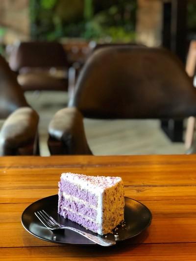 เค้กเผือก