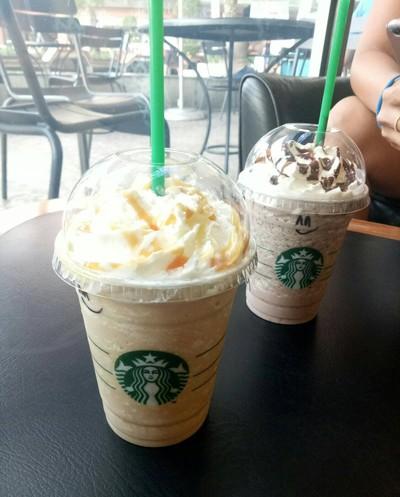 Starbucks (สตาร์บัคส์) จังซีลอนป่าตอง