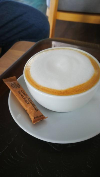 Cafe Amazon  PTT พระราม2 ขาออก