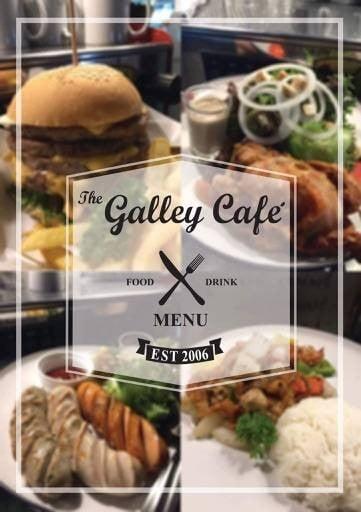 The Galley Cafe' (เดอะ แกลลี่ คาเฟ่)