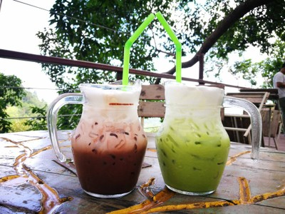 โกโก้ ชาเขียว