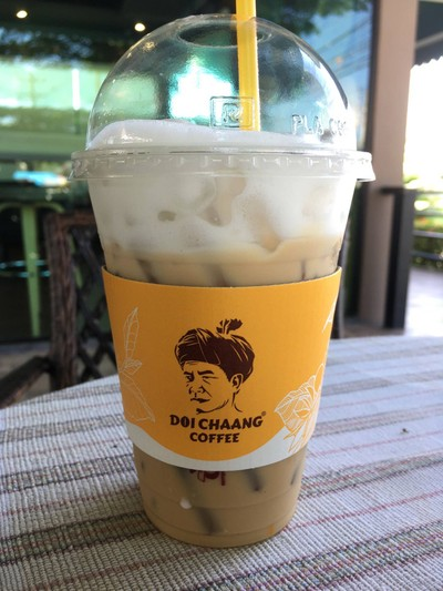 Doi Chang Coffee @Hua Hin