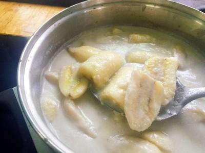 กล้วยบวชชี (เมนูมัดใจหลัว)