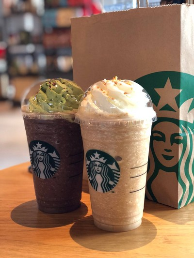 Starbucks Coffee Platform Wongwianyai