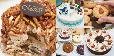"""New Year Special เค้กโฮมเมดราคาพิเศษ """"Madame Marco"""" กับความสุขรสหวาน"""