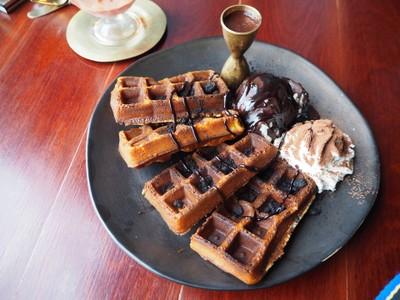 Waffle Dark Chocolate