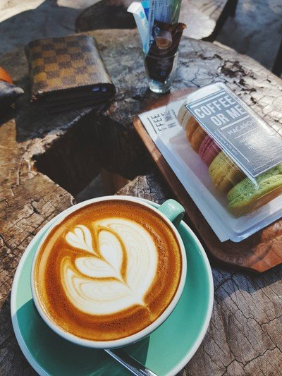 Coffee or Me