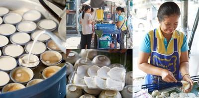 ขนมถ้วยป้าเล็ก บ้านสวน ชลบุรี คนเล็กรสชาติใหญ่ ตำนาน 20 ปี ที่ยังหายใจ
