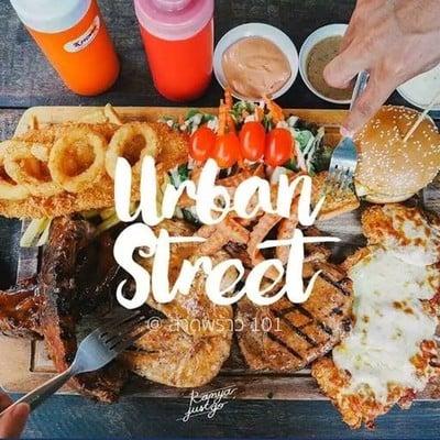 Urban Street (เออร์เบิ้น สตรีท) ลาดพร้าว101