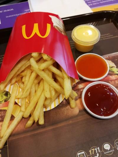 McDonald's ถนนข้าวสาร 2