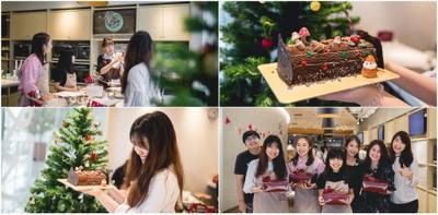 Wongnai Cooking Workshop กับเมนูคริสมาสต์สุดแบ๊วที่ ABC Cooking Studio